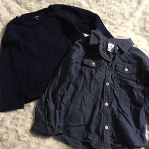 Two Carters Shirts